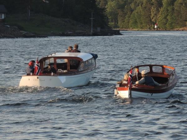 Leie av våre båter 2018
